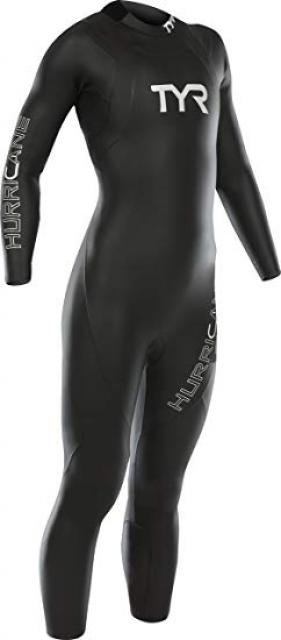 TYR Sport Women's Hurricane Wetsuit Category 1-XS (used only once)