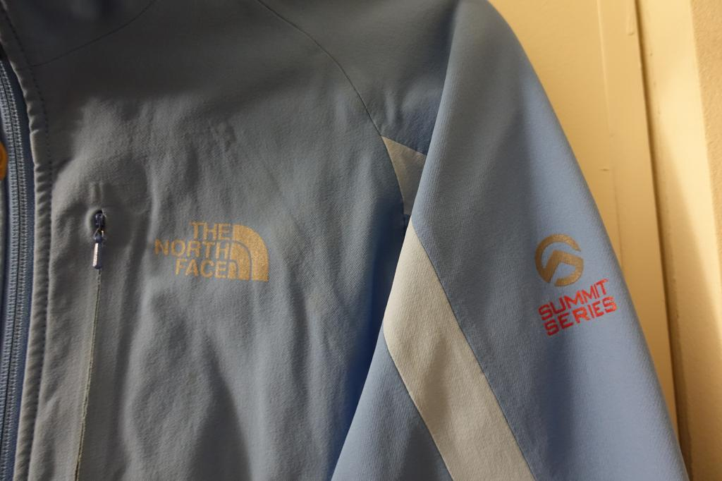 The North Face Summit Series Soft Shell Jacket - Blue XS