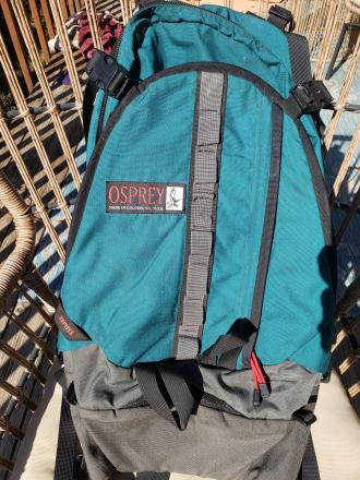 Osprey zephyr backpack