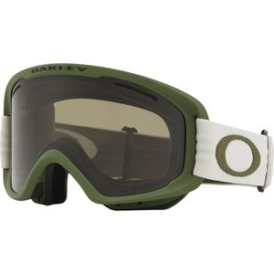 O Frame 2.0 Pro XM Goggles Dark Brush Grey/Dark Grey-persimmon, One Size - Good
