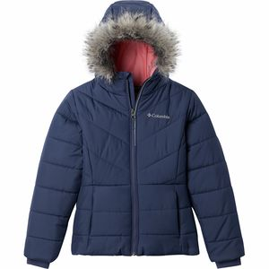 Katelyn Crest Insulated Jacket - Girls' Nocturnal, XS - Excellent