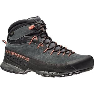 TX4 Mid GTX Approach Boot - Men's Carbon/Flame, 43.0 - Excellent