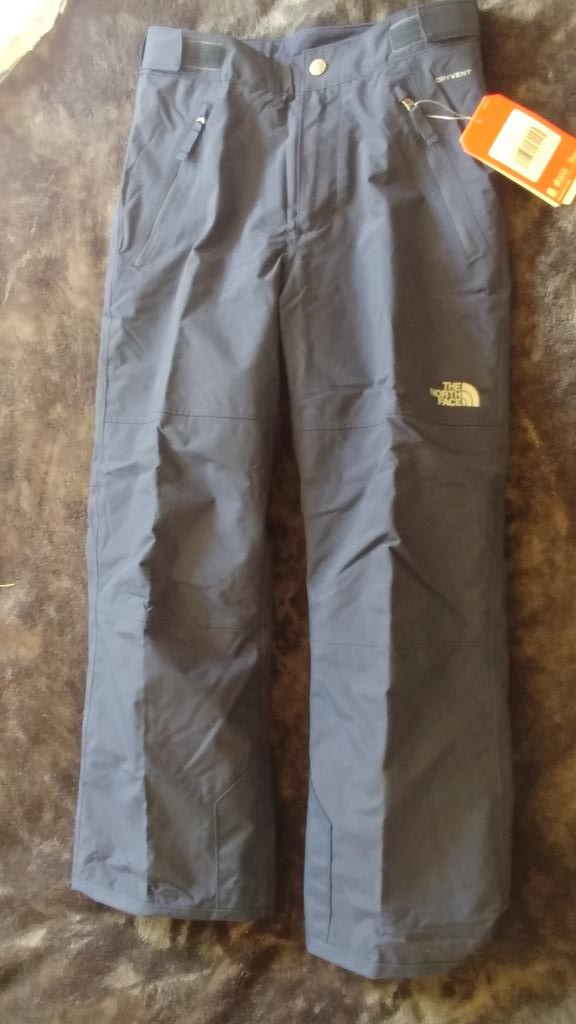 The North Face Boys Freedom EZ Grow Insulated Pants Size Medium