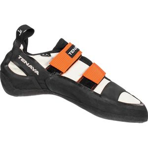 RA Climbing Shoe White/Orange, 12.0 - Good