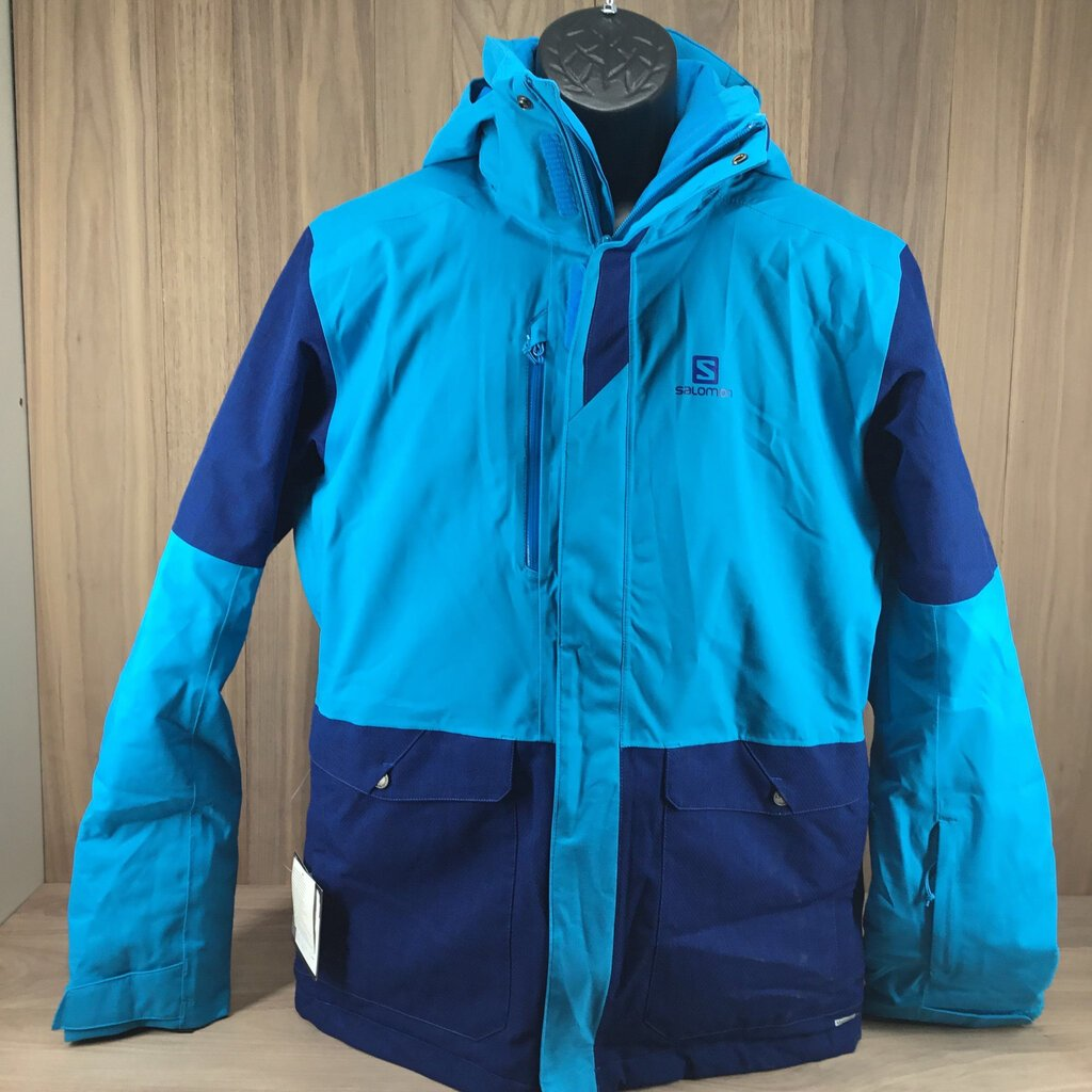 Salomon StormTrack Hooded Ski Jacket