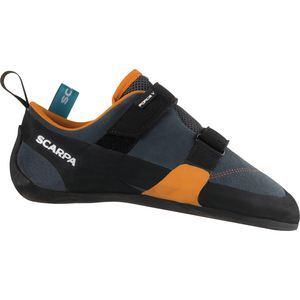 Force V Climbing Shoe - Men's Mangrove/Papaya, 39.0 - Good