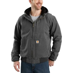 Full Swing Armstrong Active Jacket - Men's  Gravel, L - Good