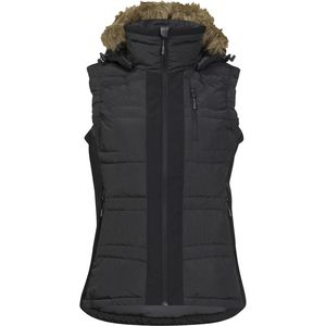 Bod Down Vest - Women's  Black, S - Excellent