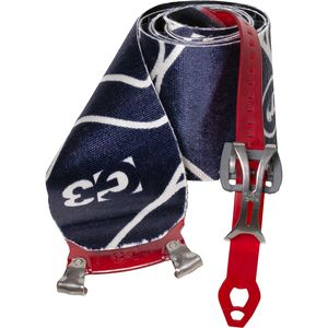x G3 Climbing Skin Mountain Goat, 140mm-Medium (168-184cm) - Fair
