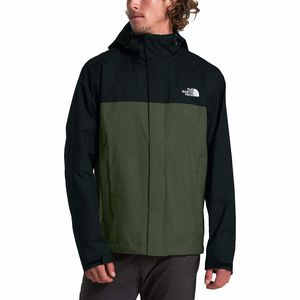 Venture 2 Hooded Jacket - Men's New Taupe Green/Tnf Black/Tnf White, M - Excellent