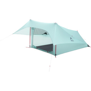Flylite Tent: 2-Person 3-Season Blue, One Size - Excellent