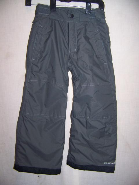 Columbia Insulated Snowboard Ski Pants, Youth 4/5