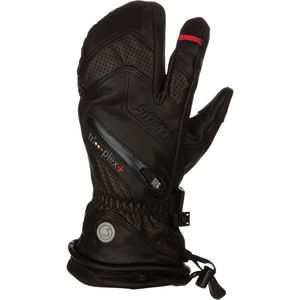 X-Calibur TTL 3 Finger Mitten Black, L - Excellent