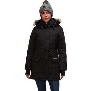 Trillium Down Parka - Women's Black, S - Good