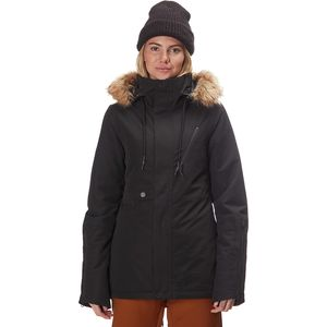 Fawn Insulated Jacket - Women's Black, M - Excellent