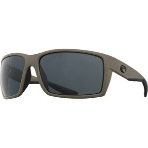 Reefton 580P Polarized Sunglasses Moss/Gray 580p, One Size - Fair