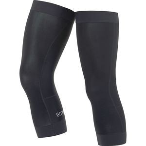 C3 Knee Warmers Black, XS/S - Excellent