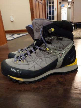 Salewa Rapace GTX Mountaineering Boots