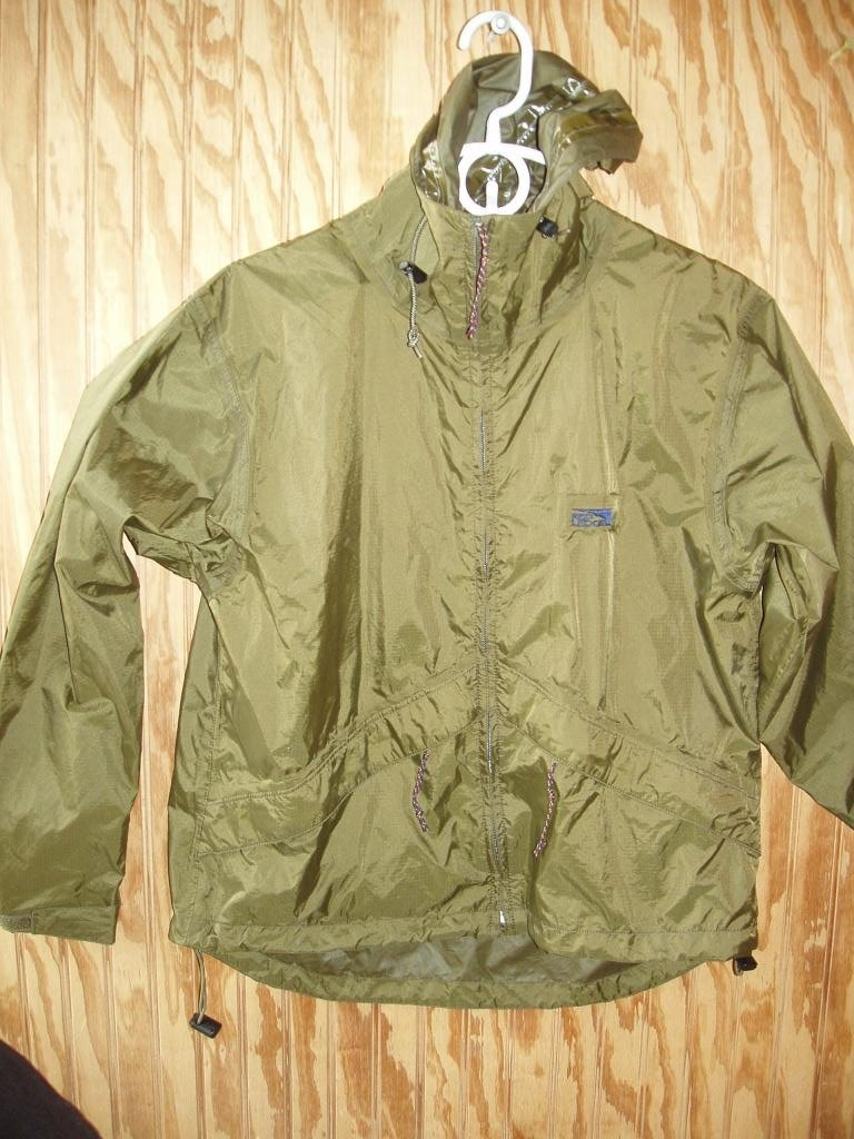 RED LEDGE Rain Jacket Size X SMALL