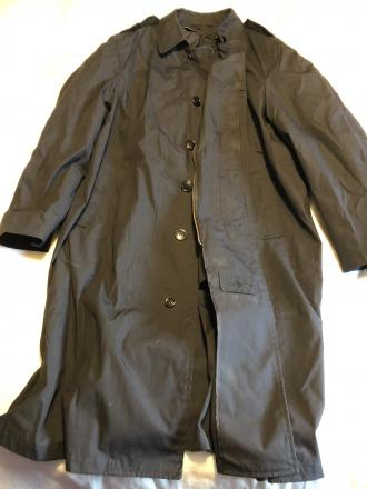 American Apparel trench coat