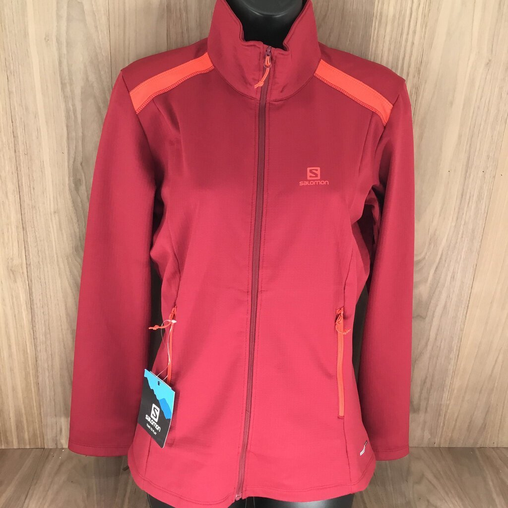 Salomon W's Discovery LT Full Zip