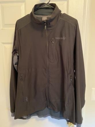 Men's Norrona Lyngen Gore WINDSTOPPER Jacket XL