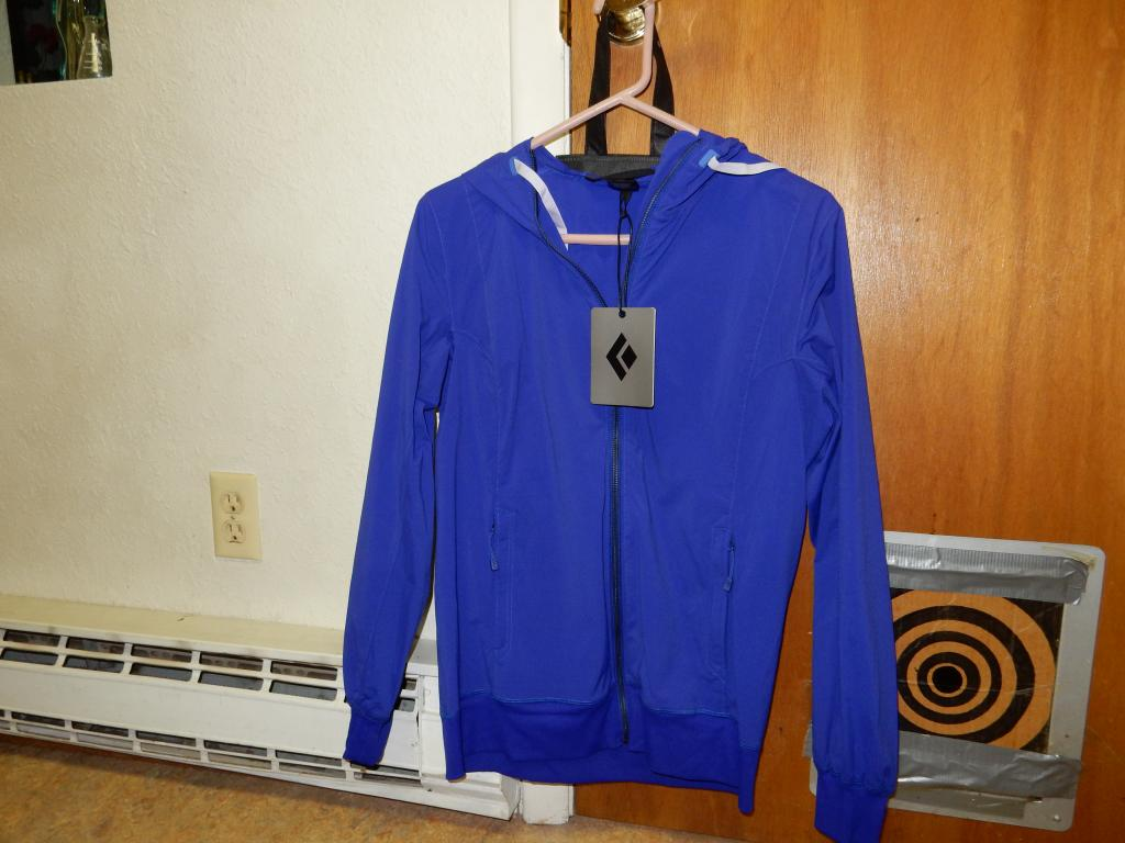 Wind Breaker, soft shell women's jacket