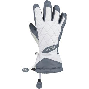 Moraine Glove - Women's Steel Onyx/Bright Steel, S - Excellent