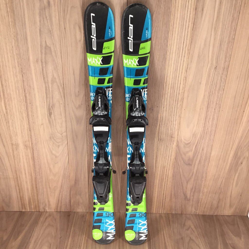 Elan Maxx w. Elan 4.5 Bindings