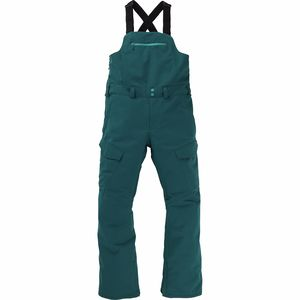 Reserve Bib Pant - Men's Deep Teal, M - Excellent