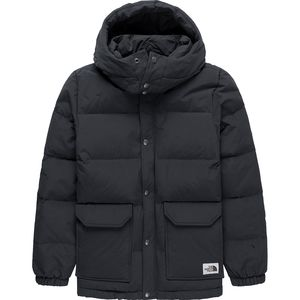 Sierra Down Parka - Kids' Asphalt Grey,S - Good