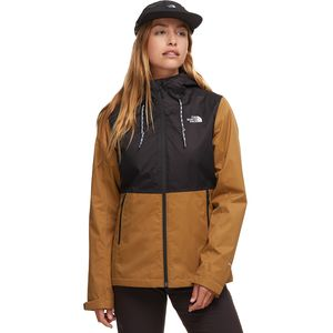 Arrowood Triclimate Hooded 3-In-1 Jacket - Women's British Khaki/Tnf Black, XL - Excellent