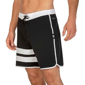 Phantom Block Party 18in Board Short - Men's Black, 33 - Excellent