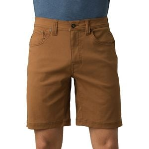Brion Short - Men's  Sepia, 38x9 - Good