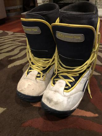 Peter Line 32 Snowboard Boots
