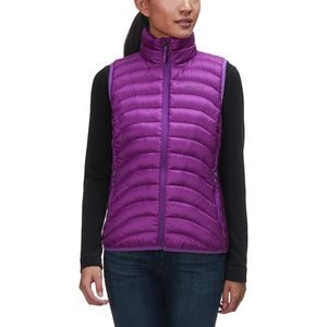 Aruna Down Vest - Women's Grape, XL - Good