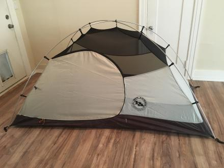 Photograph of & Big Agnes - Big Agnes fairview 2 with footprint