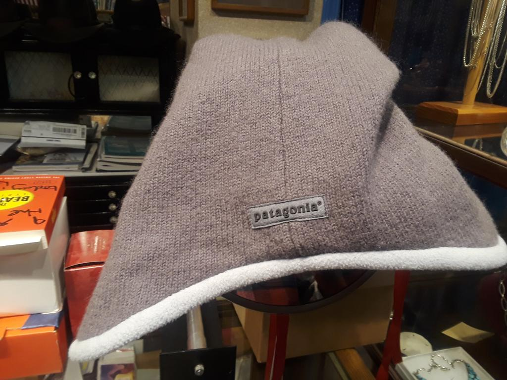 Patagonia Wool and Fleece Beanie Hat