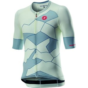 Climber's 2.0 Full-Zip Jersey - Men's Ivory/Light Steel Blue, L - Good