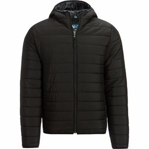 Ultra Light Packable Puffer Jacket - Men's Charcoal,M - Excellent