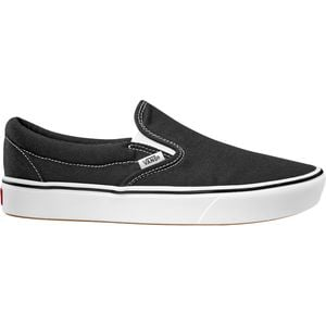 Comfycush Slip-On Shoe - Men's (classic) Black/True White, Mens 7.0/Womens 8.5 - Excellent