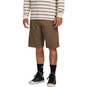 Frickin Chino Short - Men's Mushroom, 33 - Excellent