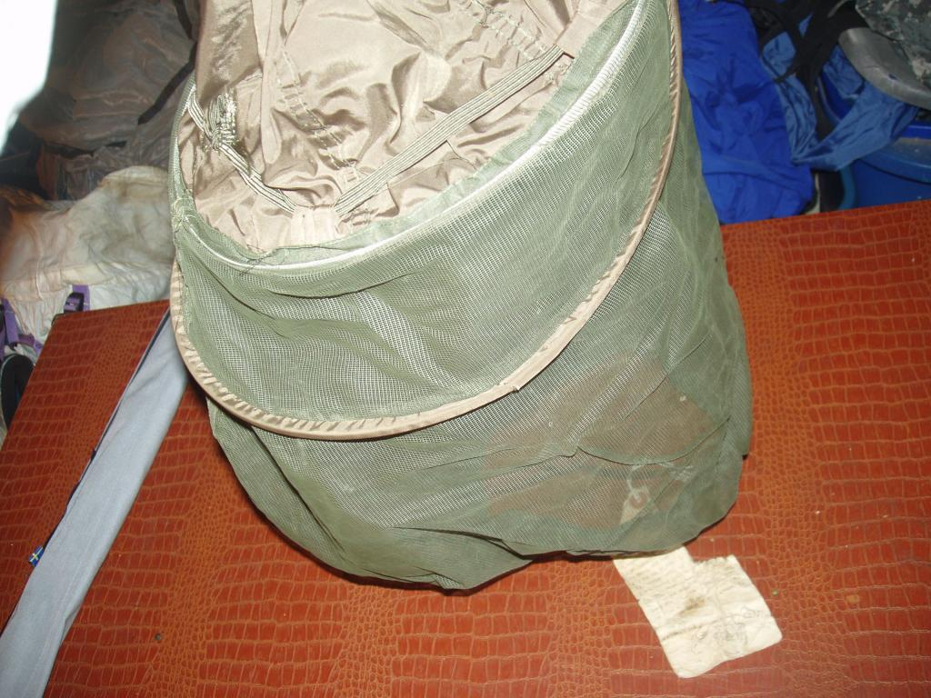 US ARMY Bug Net Hat