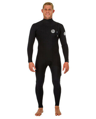 Wetsuit 4/3 Men's E Bomb (Brand New) Black
