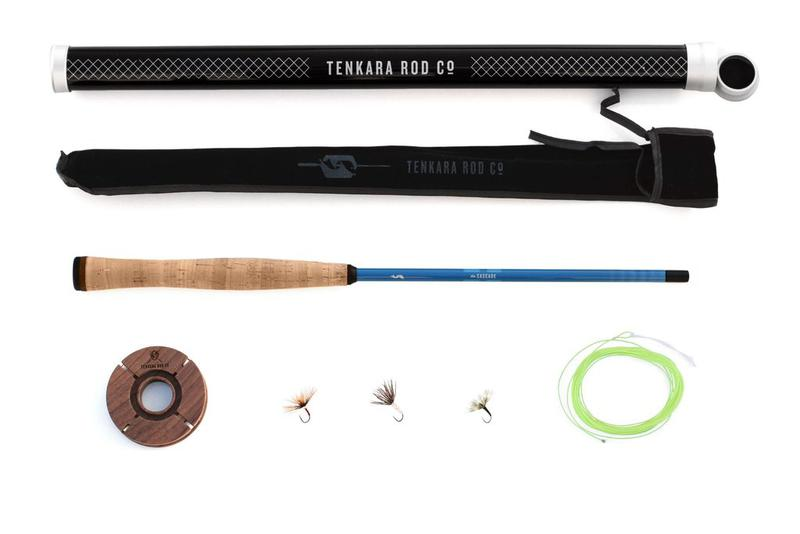 Cascade Rod Package
