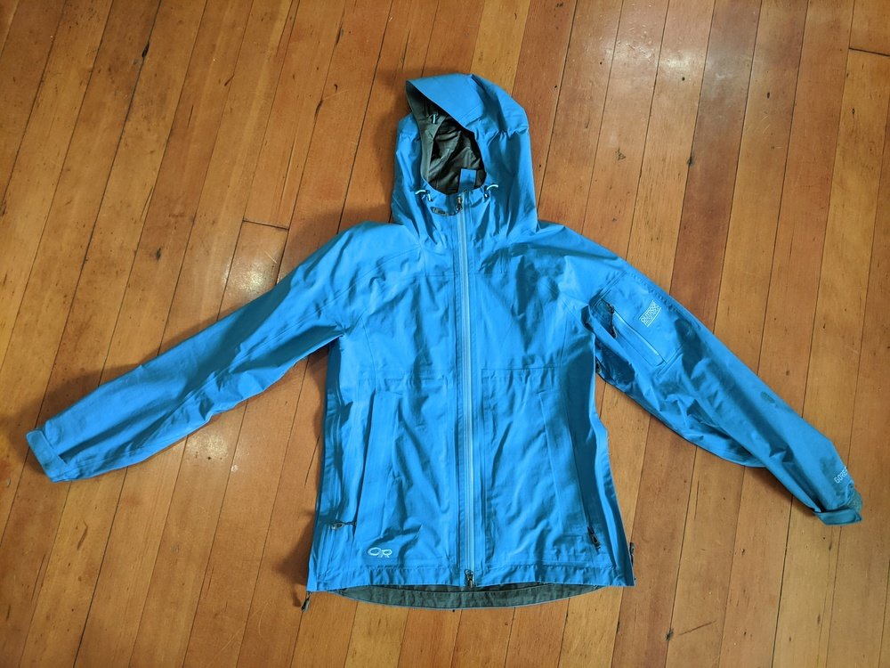 Womens Outdoor Research Aspire Jacket