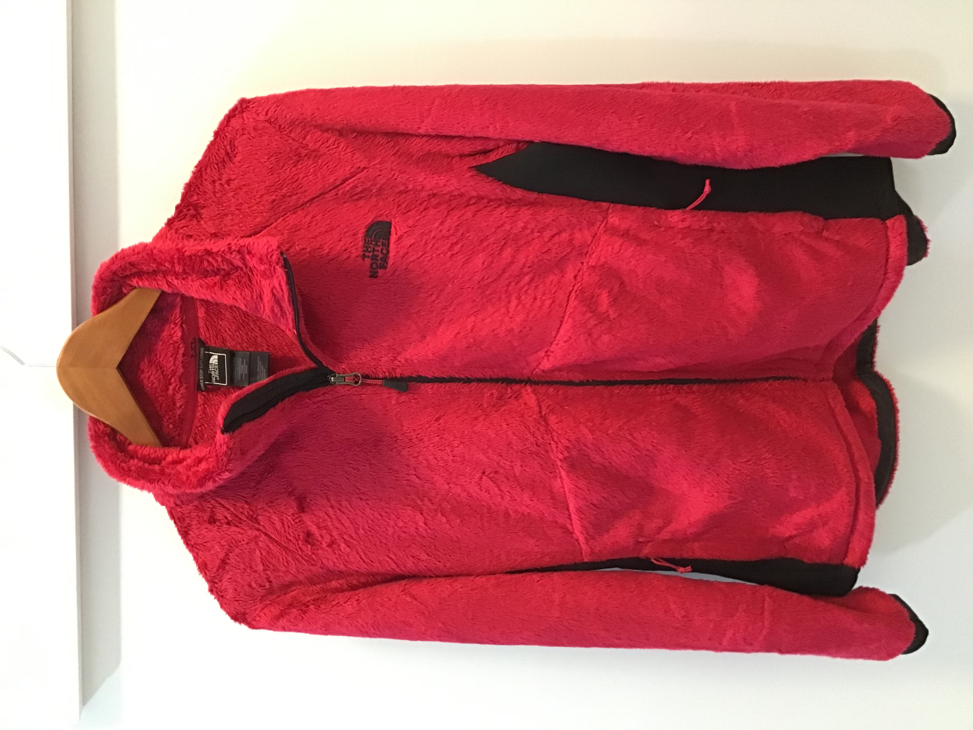 NORTHFACE WOMEN'S OSITO HYBRID FULL-ZIP Fleece JACKET