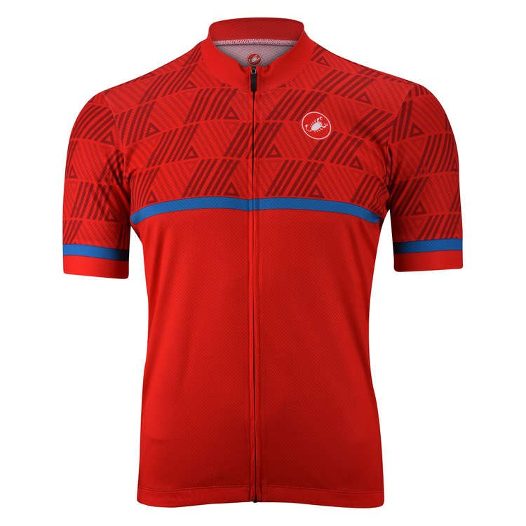 Castelli La'Mones Jersey, Men's, Medium