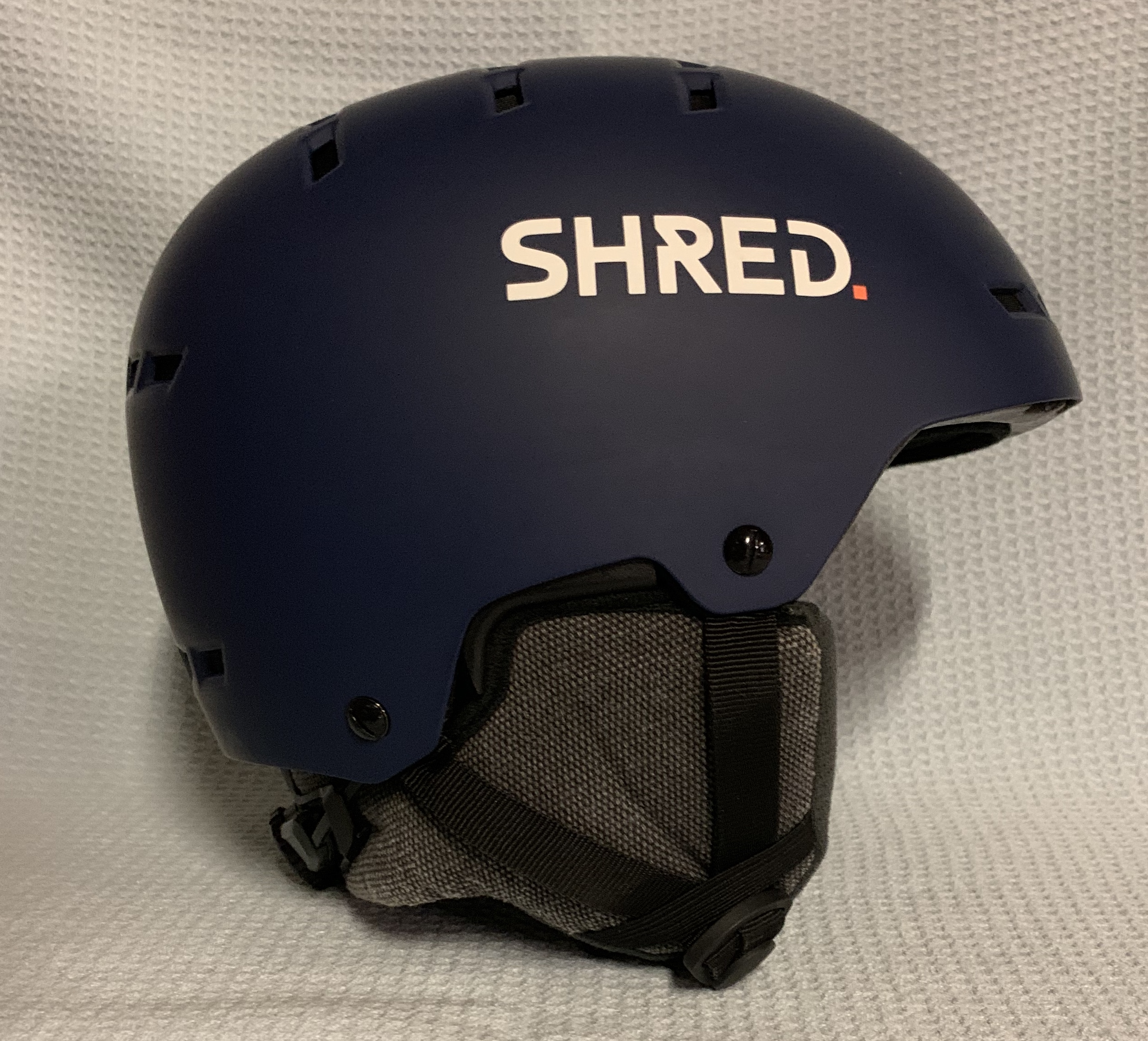 Shred Totality NoShock Helmet Navy - *USED* Size Medium