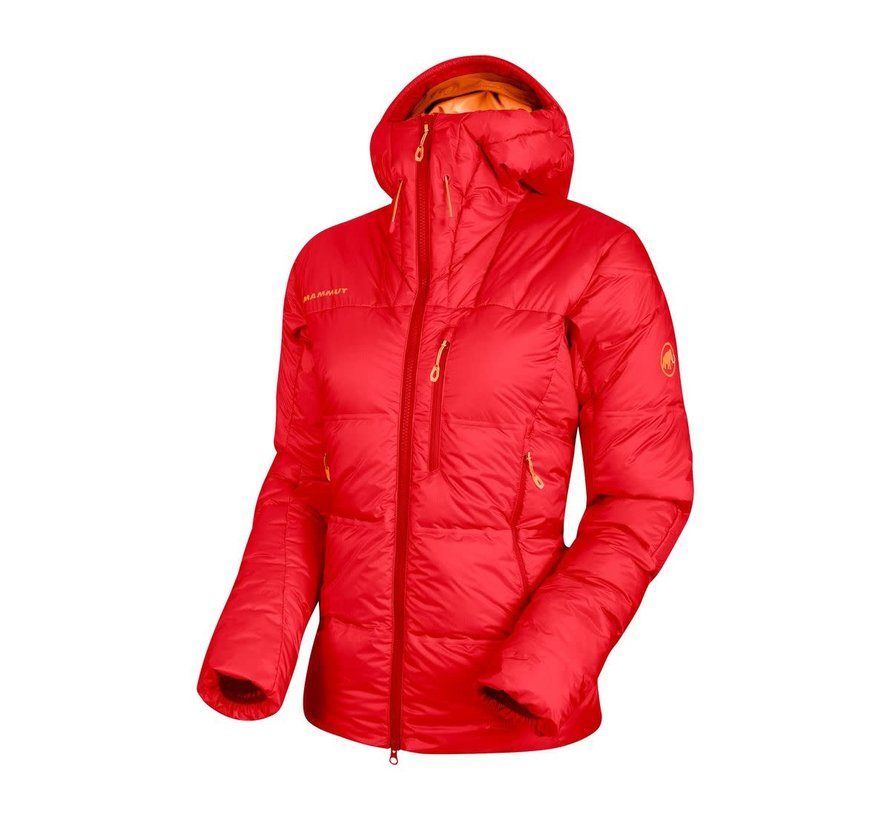 Eigerjoch hooded jacket Women's small